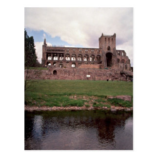 Jedburgh Abbey, Scotland Postcard