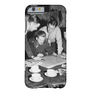 Jedburghs get instructions_War Image Barely There iPhone 6 Case