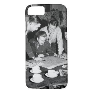 Jedburghs get instructions_War Image iPhone 7 Case