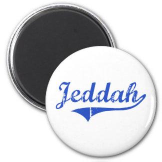 Jeddah City Classic Magnet