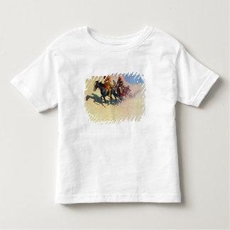 Jedediah Smith making his way across the desert Toddler T-shirt