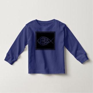 Jeebus Fish T Shirt