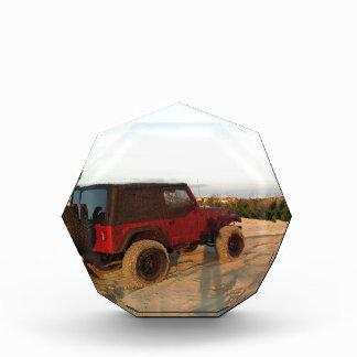 Jeep Acrylic Award