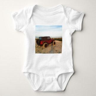 Jeep Baby Bodysuit