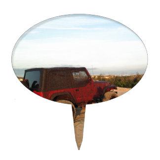 Jeep Cake Topper