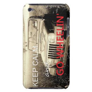 Jeep Go Wheelin ipod case iPod Case-Mate Case