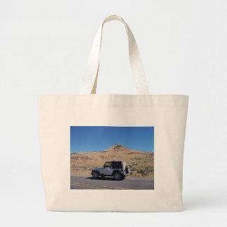 Jeep Jumbo Tote Bag