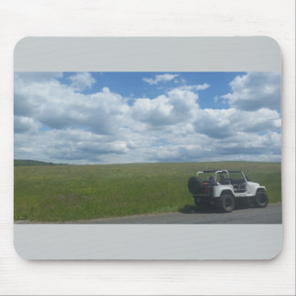 JEEP MOUSE PAD