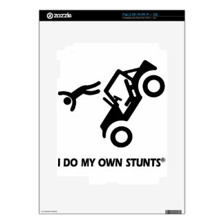 Jeep My Own Stunts Skins For iPad 2