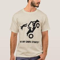 Jeep My Own Stunts T-Shirt