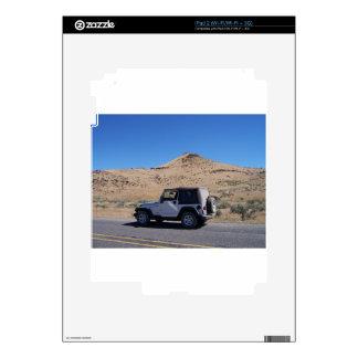 Jeep Skins For iPad 2