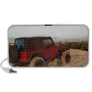 Jeep Travelling Speaker