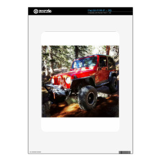 Jeeplife Decals For The iPad