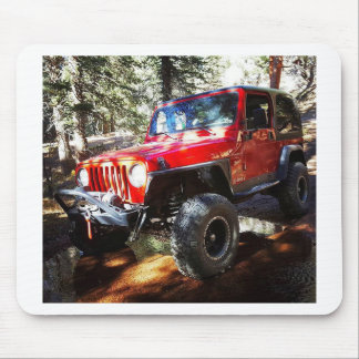 Jeeplife Mouse Pad