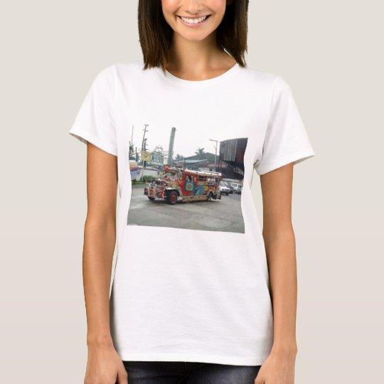 Jeepney1.jpg T-Shirt
