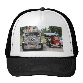 Jeepney and tricycle trucker hat