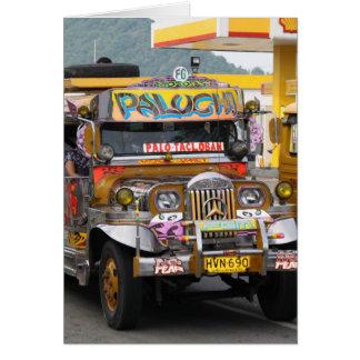 Jeepney Card