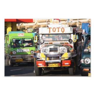 Jeepney Cojinete