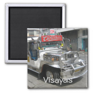 Jeepney Imán Cuadrado