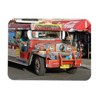Jeepney Iman De Vinilo