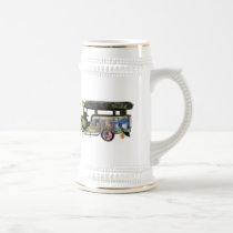 Jeepney, San Francisco and New York Style Beer Stein