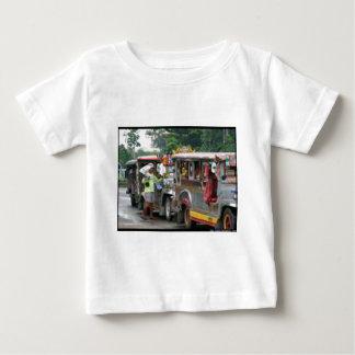 Jeepney stop.jpg baby T-Shirt