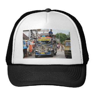 Jeepney Trucker Hat