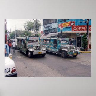 jeepneys posters