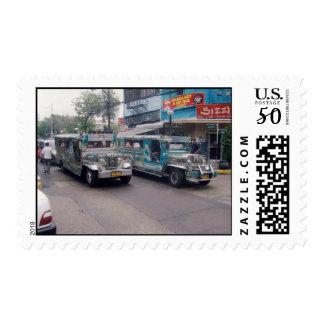 jeepneys postage
