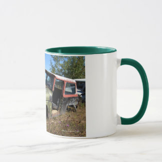 Jeepster Mug