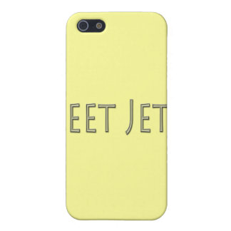 Jeet Jet Cover For iPhone 5