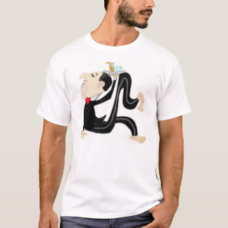 Jeeves Like You've Never Seen Him Before T-Shirt