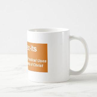Jeez-Su taza del logotipo
