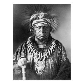 Jefe 1847 de Sauk del ~ de Keokuk Postal