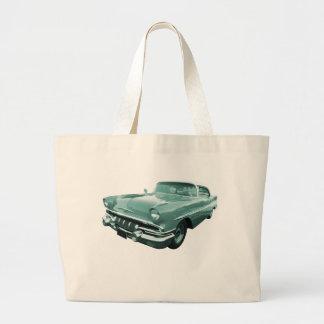 Jefe 1957 de la estrella de Pontiac Bolsas De Mano