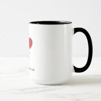 Jefe Coffee Bean Mug