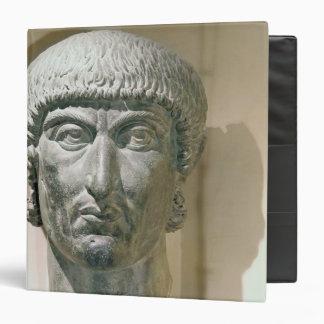 Jefe colosal del emperador Constantina I