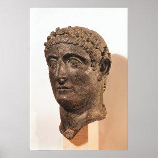Jefe de Constantina el grande Póster