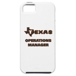 Jefe de explotación de Tejas iPhone 5 Carcasa