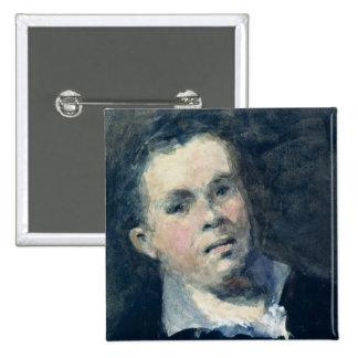 Jefe de Goya Pin Cuadrado