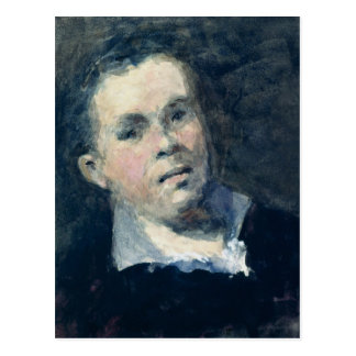 Jefe de Goya Tarjeta Postal
