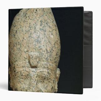 "Jefe de Hatshepsut Carpeta 1 1/2"""