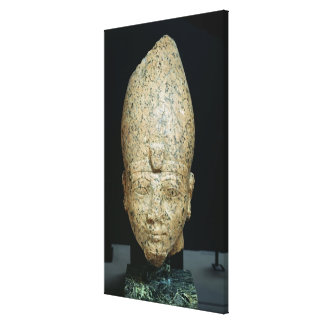 Jefe de Hatshepsut Lienzo Envuelto Para Galerias