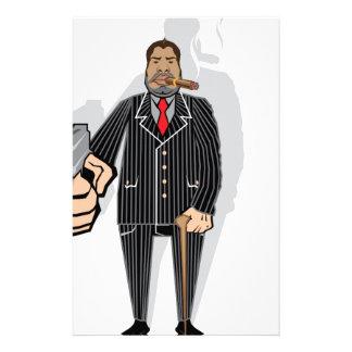Jefe de la mafia papelería