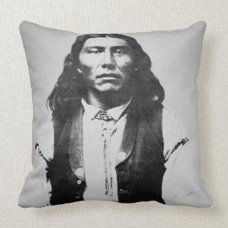 Jefe de Naiche d 1874 de los apaches de Chiricah Cojin