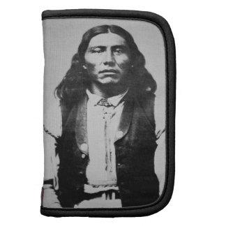 Jefe de Naiche d 1874 de los apaches de Chiricah Organizador