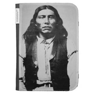 Jefe de Naiche d 1874 de los apaches de Chiricah