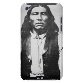 Jefe de Naiche d 1874 de los apaches de Chiricah iPod Touch Case-Mate Coberturas