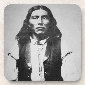 Jefe de Naiche d 1874 de los apaches de Chiricah Posavasos De Bebidas