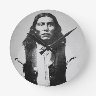 Jefe de Naiche d 1874 de los apaches de Chiricah Reloj